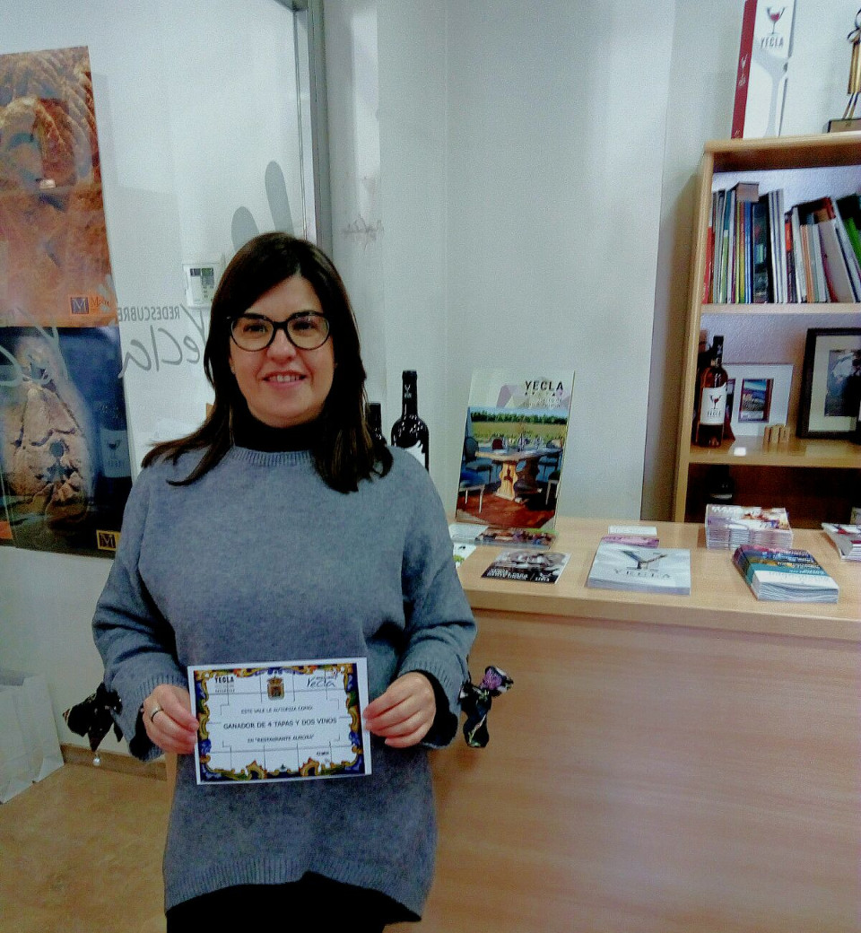 Photograph of Carolina, second winner of the December challenge