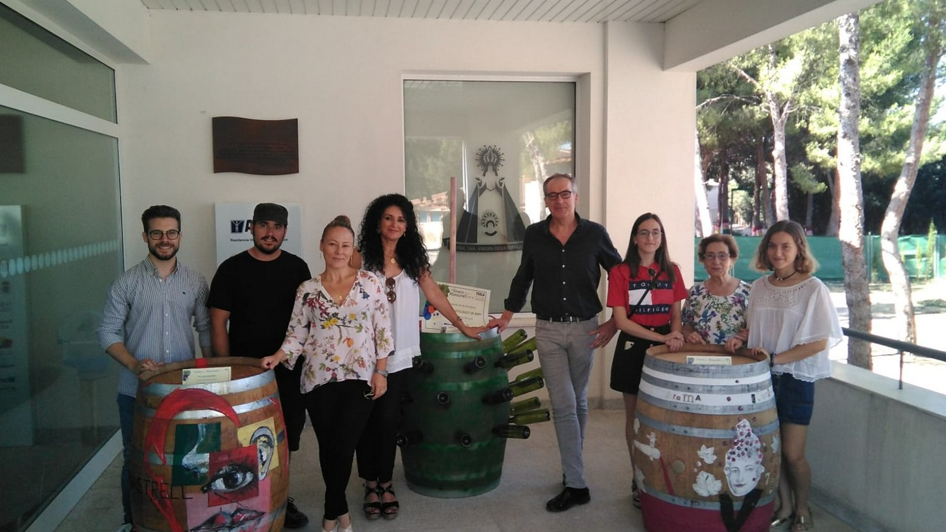 Yecla wine route joins AMPY's fundraising campaign