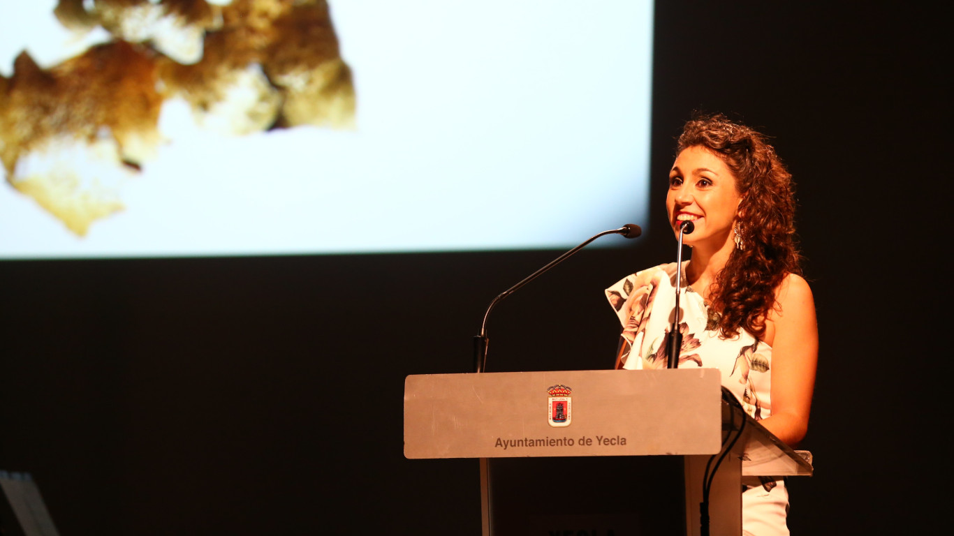 Noemí Martínez Tévar (RNE) will receive the Enoturista Award of the Year