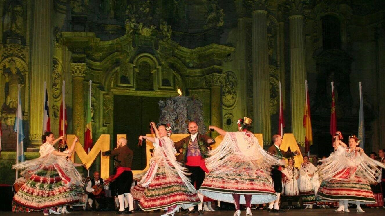 Choirs and Dances in Murcia Festival