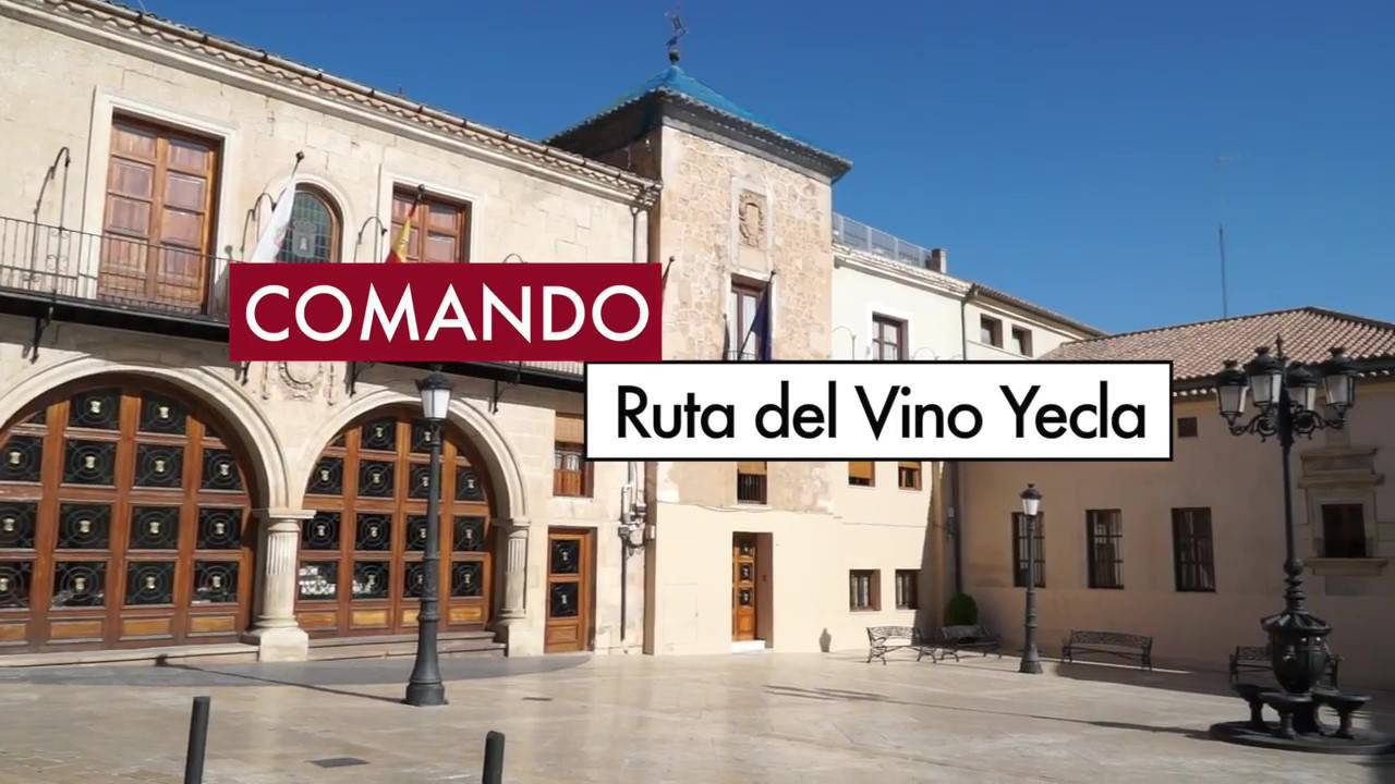 Presentation of the video Do you want to know more and better the #Rujano del #Vino de #Yecla?