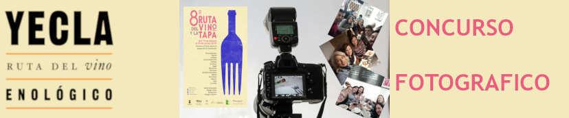 Concurso fotografico Ruta del vino y la tapa 2019