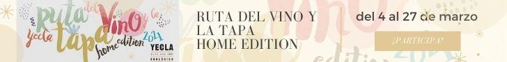 Ruta del Vino y la Tapa Home edition