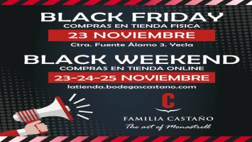 Bodegas Cataño. Black Friday